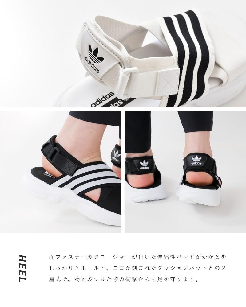 "adidas Originals(アディダス オリジナルス)マグマサンダル""MAGMUR SANDAL W"" magmur-sandal-w"