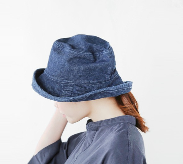 """HAT attack(ハットアタック)<br>コットンハット""""WASHED COTTON CRUSHER HAT"""" 9ha03"""