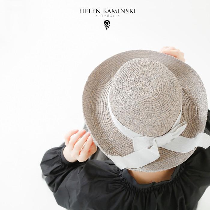 HELENKAMINSKI(ヘレンカミンスキー)ラフィアブライドクラシックスリボンハットnewport-sb