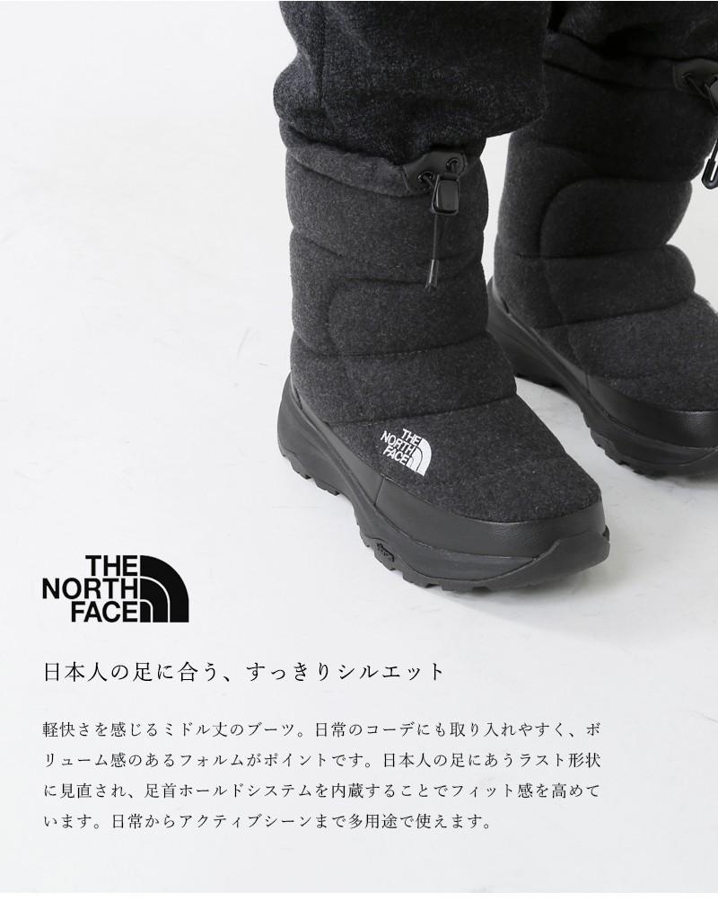 """THE NORTH FACE(ノースフェイス)ヌプシブーティーウール5""""Nuptse Bootie Wool 5"""" nf51978"""
