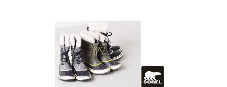 SOREL(ソレル)ウインターカーニバルブーツnl1495
