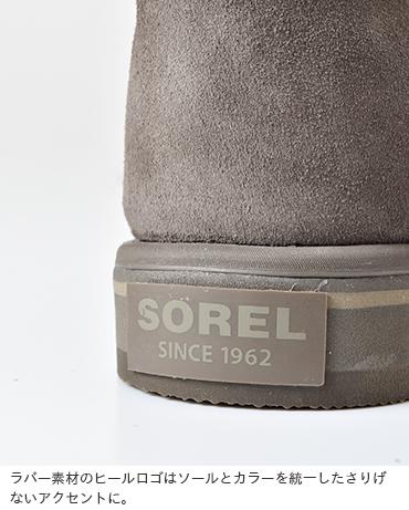 """SOREL(ソレル)ライリーウォータープルーフスエードミドルブーツ""""RYLEE"""" nl2294-2370"""