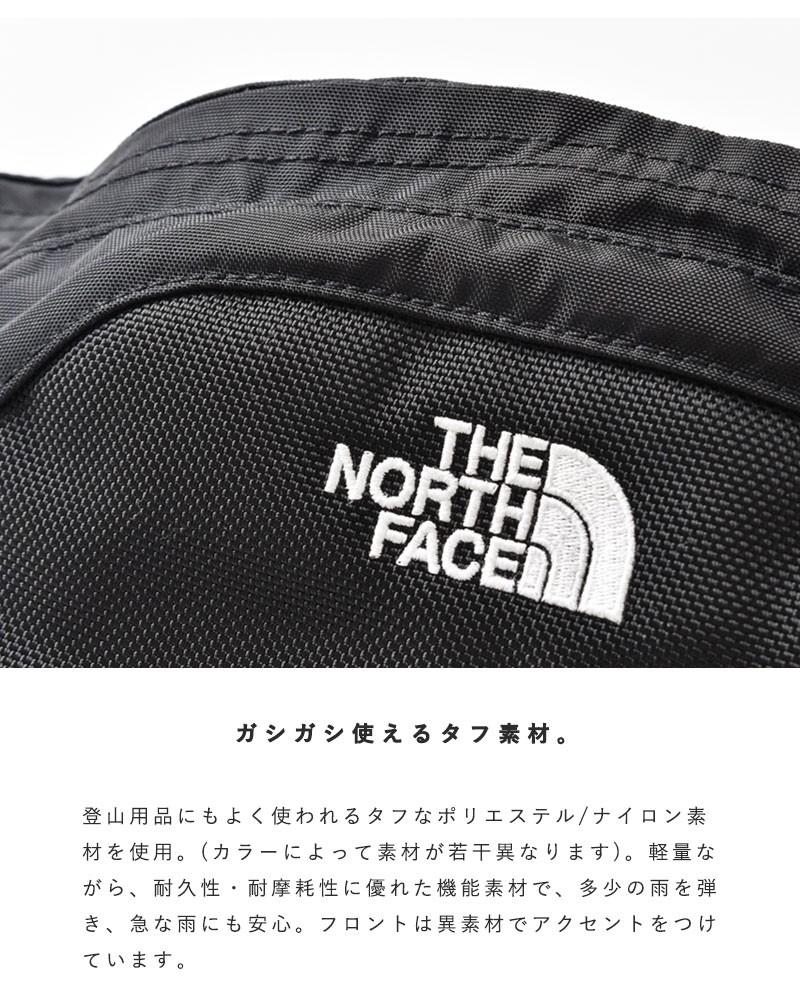 "THE NORTH FACE(ノースフェイス)1.5Lウエストバッグ""Granule"" nm71905"