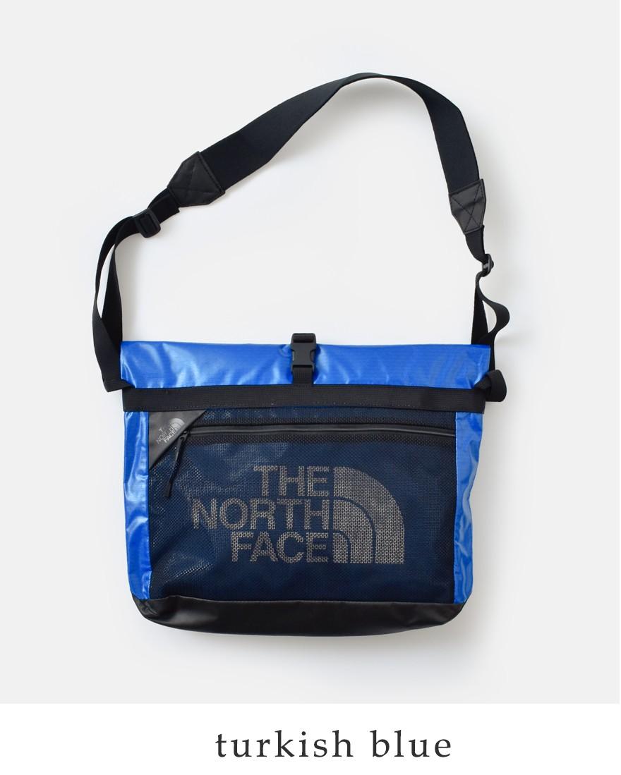 """THE NORTH FACE(ノースフェイス)フロントジップショルダーバッグ""""Postman"""" nm81859"""
