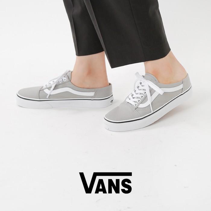 Vans ヴァンズ オールドスクールミュールスニーカ