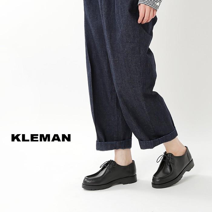 KLEMAN(クレマン)チロリアンレザーレースアップシューズ padre