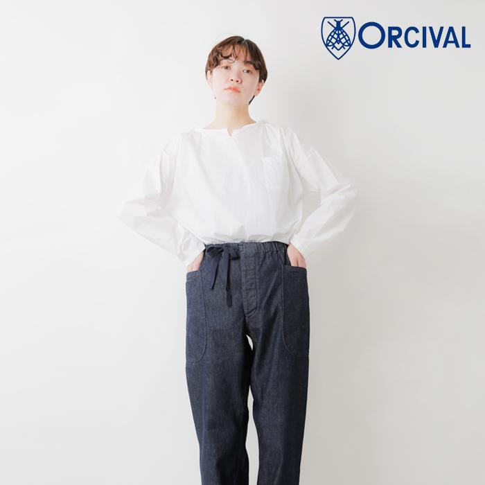 ORCIVAL(オーチバル・オーシバル)10ozデニムパンツ rc-2423ymn