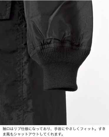 "ALPHAINDUSTRIES(アルファインダストリーズ)ウォッシャブルナイロンタフタM-65フィールドロングジャケット""W'M-65LONG""ta7049"