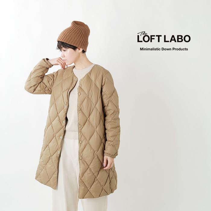 """The Loft Labo(ロフトラボ)×NANGA(ナンガ)キルティングダウンコート""""MOUSSY"""" tl18fjk19"""
