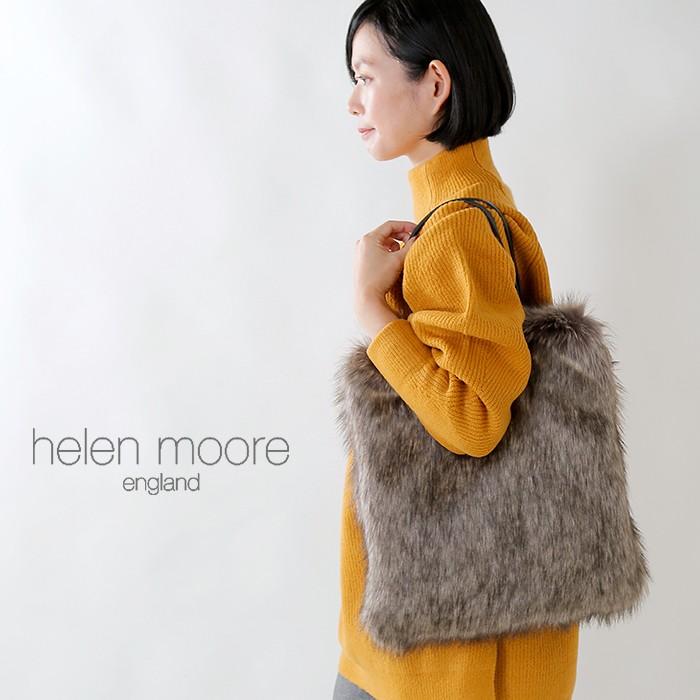 helen moore(ヘレンムーア)aranciato別注 エコファートートバッグ solid tote