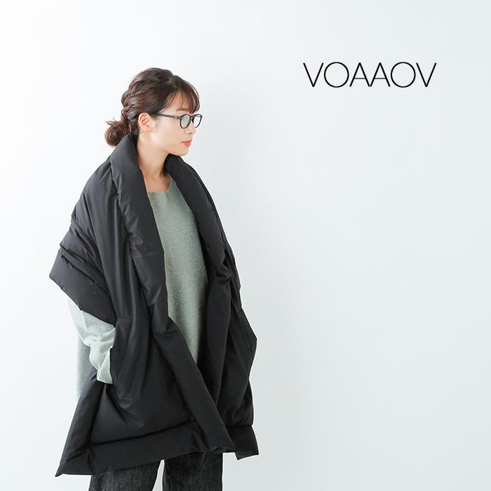 VOAAOV(ヴォアーブ)マイクロファイバーダウンストール vods-e61
