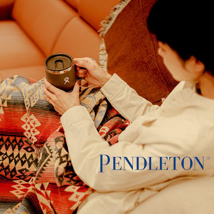 PENDLETON(ペンドルトン)オーバーサイズジャガードタオルxb233