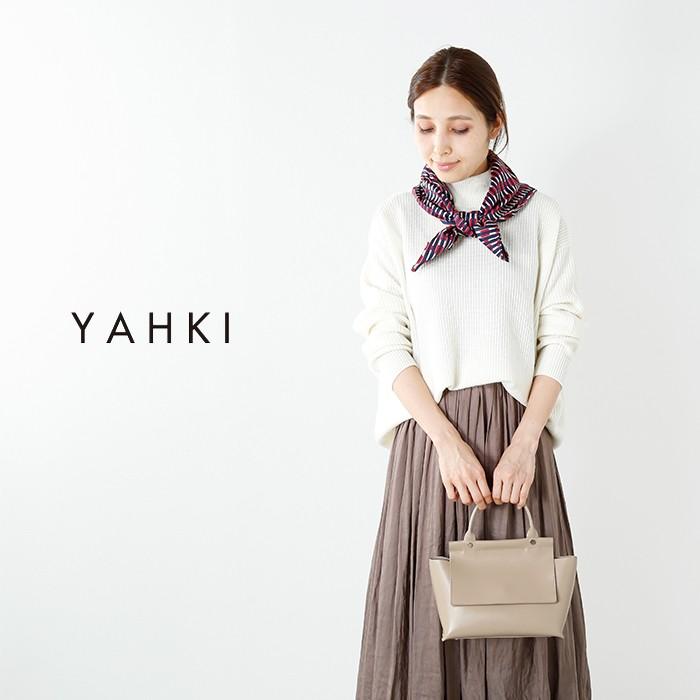 YAHKI(ヤーキ)レザー2wayショルダーバッグyh-127