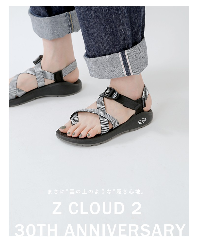 "Chaco(チャコ)アウトドアベルトサンダル""Z CLOUD 2 30TH ANNIVERSARY"" z-cloud-2"