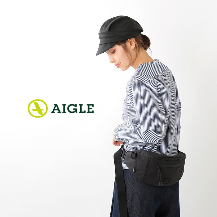 "AIGLE(エーグル)ウエストバッグ""TENERE BUMBAG"" znhi424"