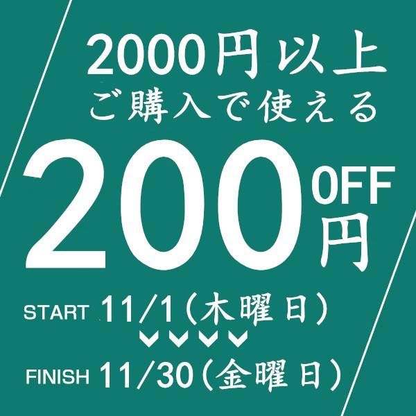 期間限定200円クーポン