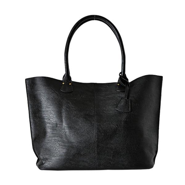 トートバッグ メンズ バッグ かばん 鞄 レザー 革 大容量 軽量 ファッション ストリート ブラック 黒 春 夏 秋 冬 arc-wear 18