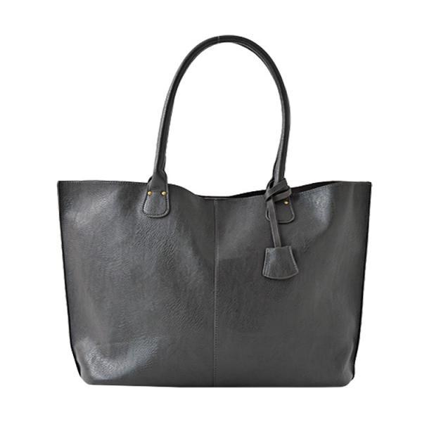 トートバッグ メンズ バッグ かばん 鞄 レザー 革 大容量 軽量 ファッション ストリート ブラック 黒 春 夏 秋 冬 arc-wear 16