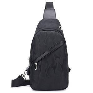 バッグで携帯充電 USBポート搭載 ケーブル付 ボディバッグ メンズ レディース ワンショルダー ボディーバッグ おしゃれ 軽量 斜めがけ ウエストポーチ|arcade|22