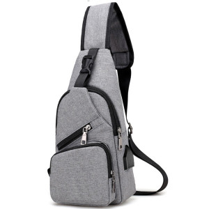 バッグで携帯充電 USBポート搭載 ケーブル付 ボディバッグ メンズ レディース ワンショルダー ボディーバッグ おしゃれ 軽量 斜めがけ ウエストポーチ|arcade|18