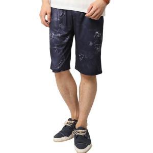ドライ 吸水速乾 ストレッチ ハーフパンツ メンズ ショートパンツ 選べる丈感 2019 夏 新作 パンツ 大きいサイズ セール arcade 25