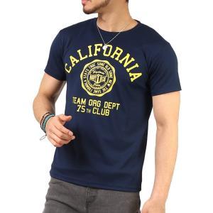 Tシャツ メンズ 吸汗速乾 ドライメッシュ素材 アメカジT カレッジT M L LL 3L 脇汗対策 メンズ トップス メンズファッション Tシャツ カットソー 2019 春 夏 arcade 24
