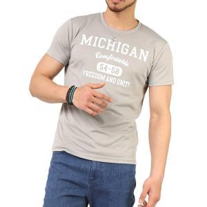 Tシャツ メンズ 吸汗速乾 ドライメッシュ素材 アメカジT カレッジT M L LL 3L 脇汗対策 メンズ トップス メンズファッション Tシャツ カットソー 2019 春 夏 arcade 20
