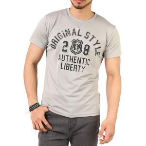 Tシャツ メンズ 吸汗速乾 ドライメッシュ素材 アメカジT カレッジT M L LL 3L 脇汗対策 メンズ トップス メンズファッション Tシャツ カットソー 2019 春 夏 arcade 30