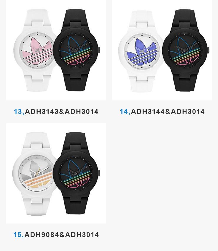 6b263a4695 海外モデル ペールピンク アバディーン ペアウォッチ 腕時計 ペールパープル ADH3143 ADH9084 ADH3142 ADH3144  ADH3013 ADH3014 ABERDEEN