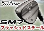 SM7 ブラッシュドスチール