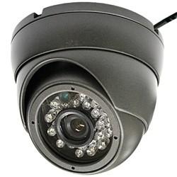 赤外線LED搭載ドームカメラ「ITC-506HiR」