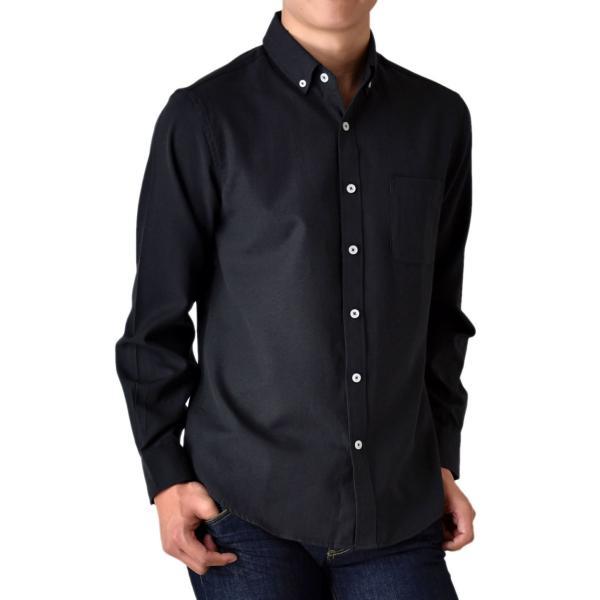 シャツ メンズ オックスフォードシャツ ボタンダウンシャツ 長袖 得トクセール セール 送料無料 通販M《M1.5》|aronacasual|23