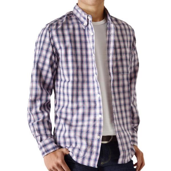 シャツ メンズ チェック柄 長袖 シャツ セール 送料無料 通販M《M1.5》|aronacasual|28