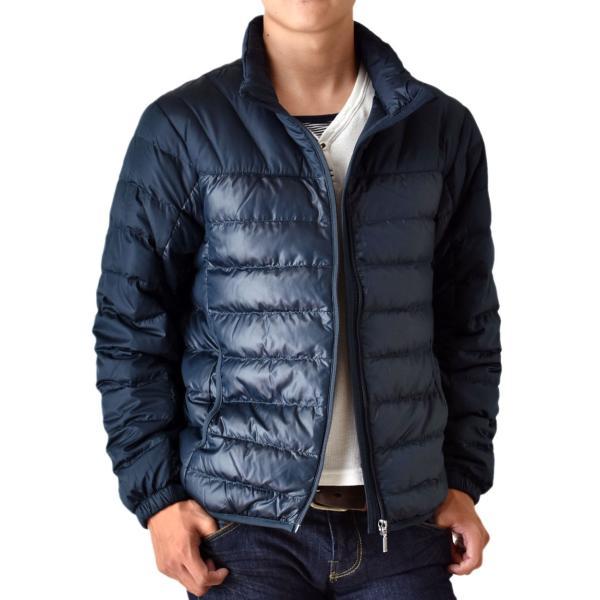 超軽量ダウンジャケット 驚くほど軽くて暖か パーカー 冬 防寒 ブルゾン 中綿コート メンズ 高級羽毛 通販 送料無料|aronacasual|15