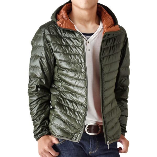 超軽量ダウンジャケット 驚くほど軽くて暖か パーカー 冬 防寒 ブルゾン 中綿コート メンズ 高級羽毛 通販 送料無料|aronacasual|19