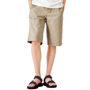 コットンハーフパンツ メンズ 夏 ショートパンツ 短パン 無地 ゴルフパンツ ゴルフ ゴルフウェア 送料無料 通販Y アローナ