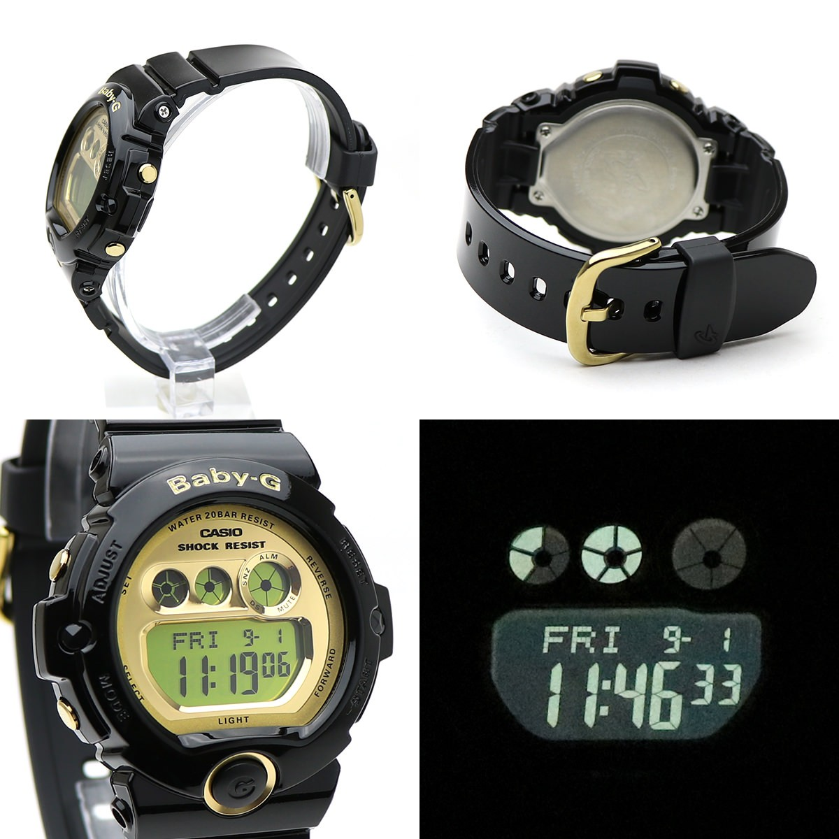 BABY-G ベビーG ベビージー 腕時計 CASIO カシオ 通販 送料無料