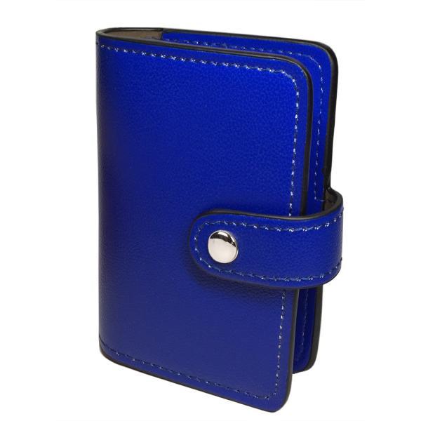 カードケース カード入れ 大容量 レディース 薄型 スリム 磁気防止 レザー 全12色22枚収納 男女兼用 持ち運びに便利 ギフト プレゼント arsion 15