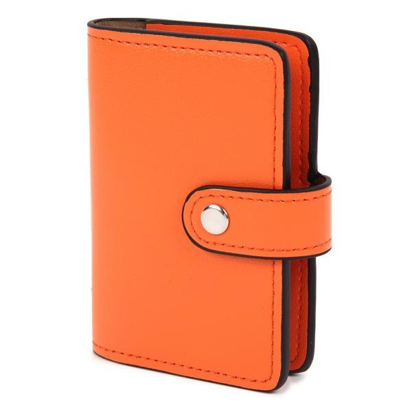 カードケース カード入れ 大容量 レディース 薄型 スリム 磁気防止 レザー 全12色22枚収納 男女兼用 持ち運びに便利 ギフト プレゼント arsion 12