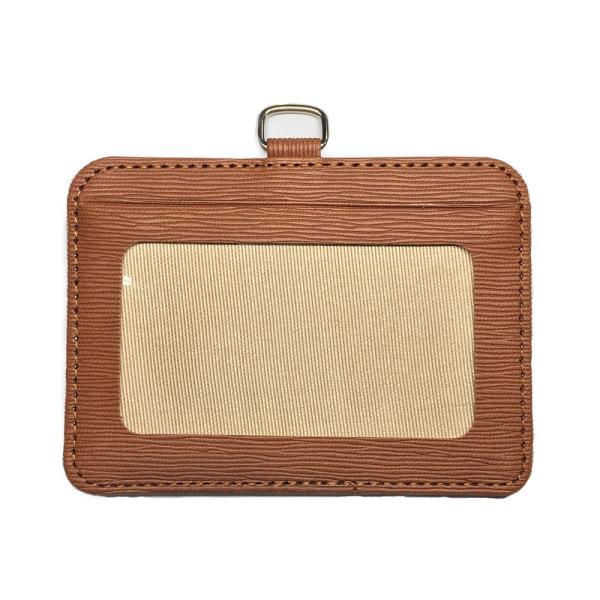 ネックストラップ付き 横型IDカードホルダー カードケース パスケース 定期入れ 社員証 ケース  メンズ レディース|arsion|09