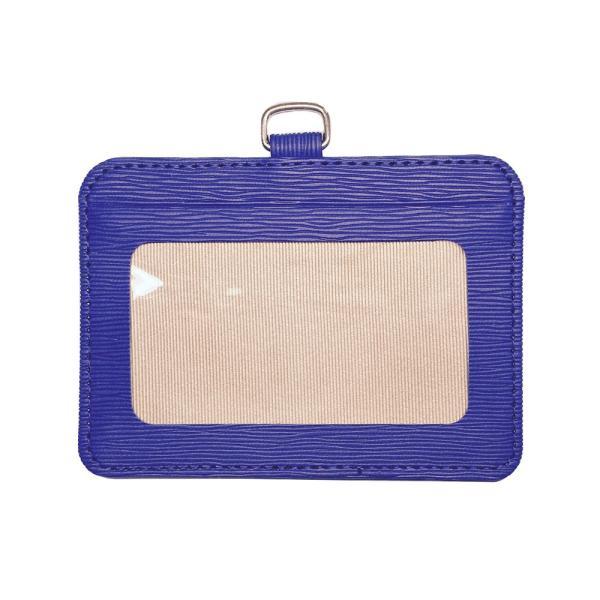 ネックストラップ付き 横型IDカードホルダー カードケース パスケース 定期入れ 社員証 ケース  メンズ レディース|arsion|10