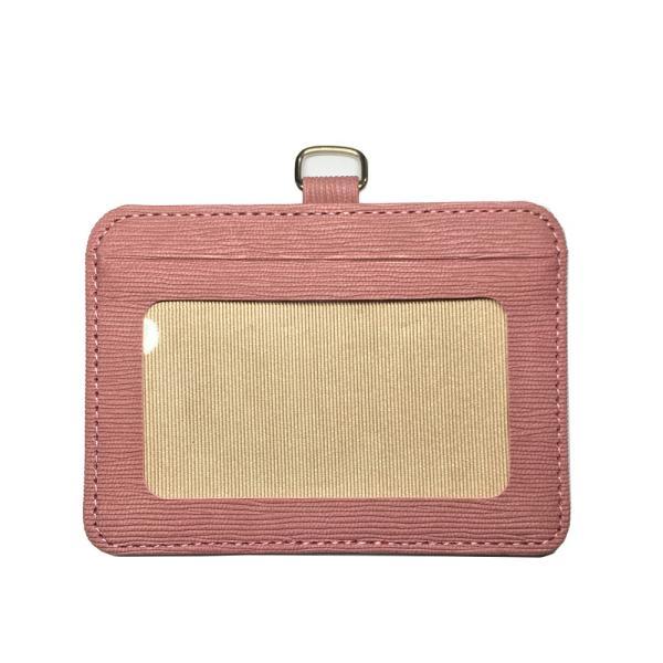 ネックストラップ付き 横型IDカードホルダー カードケース パスケース 定期入れ 社員証 ケース  メンズ レディース|arsion|11