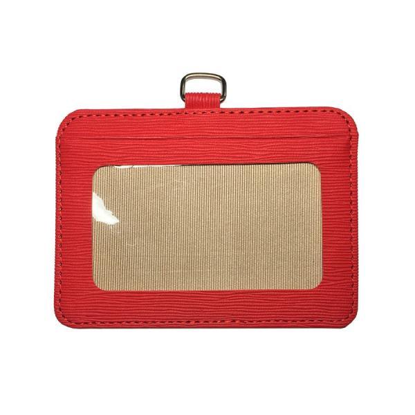 ネックストラップ付き 横型IDカードホルダー カードケース パスケース 定期入れ 社員証 ケース  メンズ レディース|arsion|12