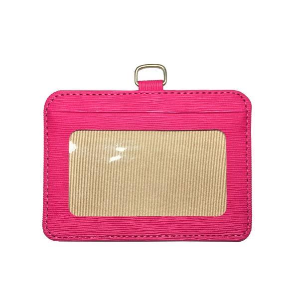 ネックストラップ付き 横型IDカードホルダー カードケース パスケース 定期入れ 社員証 ケース  メンズ レディース|arsion|13