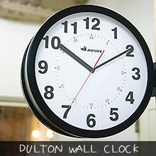 ダルトン ウォールクロック 3色展開 DULTON WALL CLOCK