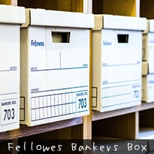 Fellowes Bankers Box