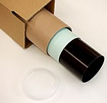 紙管上から写真