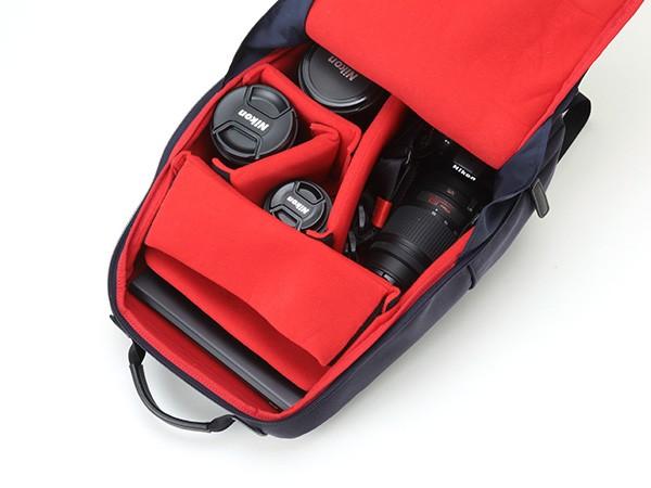 リュックタイプのカメラバッグ<大人のランドセル> RR4-06C