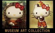 ハローキティ アートコレクション