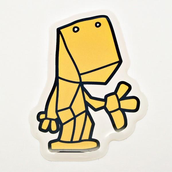 【ホームレスのロボット】心ない若者、不良やチーマーによるホームレス狩りに対抗する為にホームレス達が作ったスーパーロボットである。主な材質は段ボールでできていて尋常じゃないくらい強いが、火には弱い。